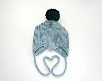 Knitting pattern - the Billie Baby Bonnet