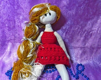 Ellie's doll
