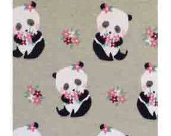 Panda Rose Baby Wrap