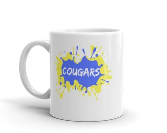Cougars Mug for our funky and fresh friends!