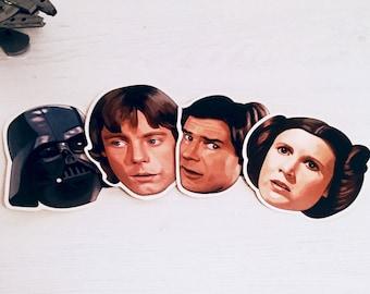 Star Wars Vol. 1 Sticker Pack