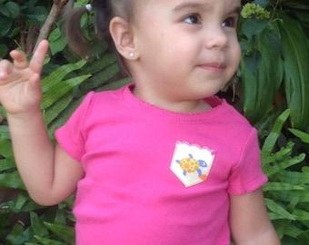 Keiki Girl Infant T-Shirt