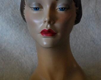Mannequin Head Liz #4 plus 20.00 shipping USA ... international contact me