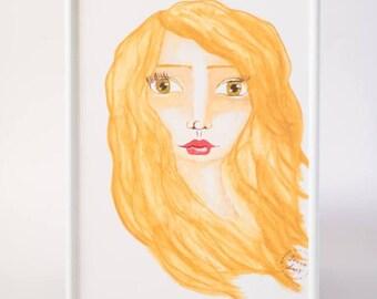 Decorative laminates, Scandinavian laminates, Nordic tables, illustration box, wall art decor, decorative print, wall art print, sweet