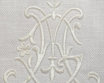 MONOGRAMS   Custom Monograms   Any Color Combination   Bedding   Table And  Bathroom Linens