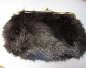 Vintage Ingber Rabbit Clutch