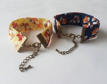 Luna's Foxes Bracelet