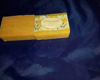 Handmade Soap - Lemongrass