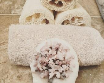 Cherry Blossom Springtime Soap