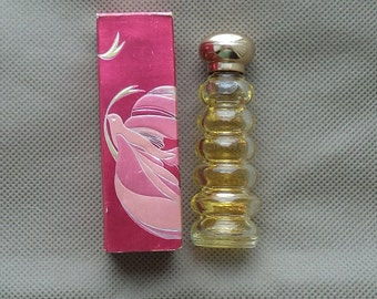 Avon 1970's ,Avon cologne rondelle unforgettable, Gift for her, gift for collector, vintage avon,avon bottle