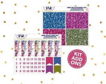 Hello Spring  //  Kit Add Ons