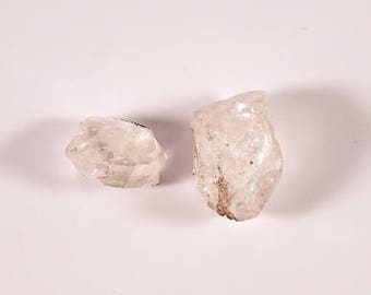 High quality piece of Herkimer Diamond.  All stones hand picked!