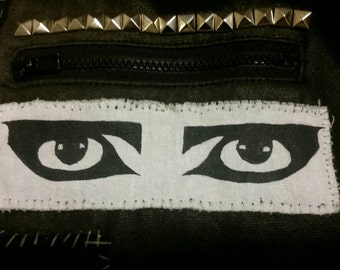 Siouxsie and the Banshees Eyes Patch