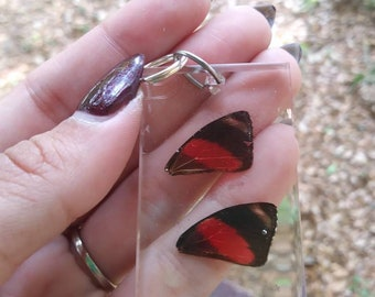 Double Wing Keychain