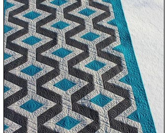 Traction - Paper Quilt Pattern