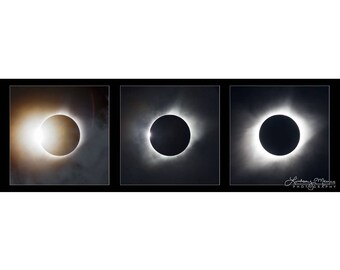 "2017 Eclipse Panorama Set | ""Total Eclipse"" 