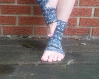 Toeless yoga socks pedicure Pilates dance gymnastics youth child