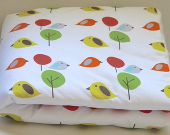 Baby Bedding Girls - Toddler Duvet - Kids Duvet - Baby Bedding Girls - Toddler Bedding Girls - Baby Shower Gift - Cotton Duvet