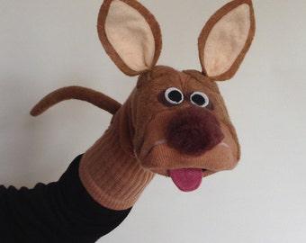 Pitbull Sockett® Sock Puppet