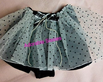 Sissy abdl mini petticoat undies  sissy  panties undies