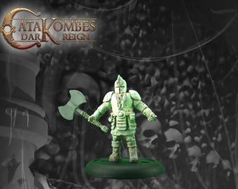 Figurine héros : Bokrinn le nain