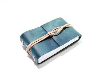The Artists Journal - Handmade Leather Journal