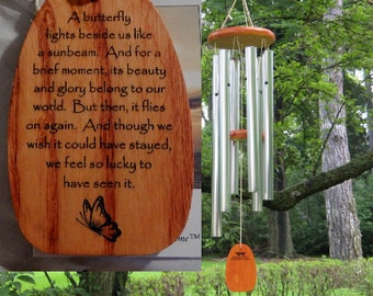 Loss of Child Gift - Loss of Baby Gift - Miscarriage Gift - Child Sympathy - Miscarriage Memorial - Baby Memorial - Personalized Wind Chimes