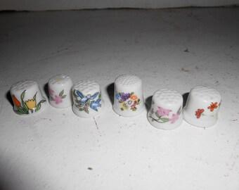 ceramic thimbles