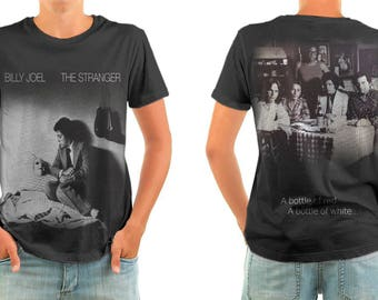 BILLY JOEL the stranger shirt all sizes