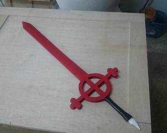 Demon Blood Sword (Finn) Adventure Time