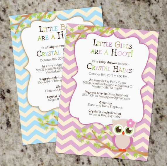 Owl baby shower invitations owl baby shower invites owl like this item filmwisefo Images