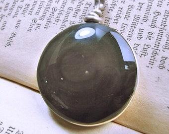 "Rainbow Obsidian ""Arco Iris"""