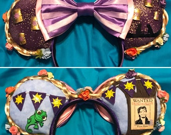 Best Day Ever Mouse Ears Headband