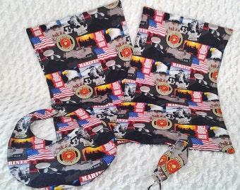 USMC Baby Gift Set