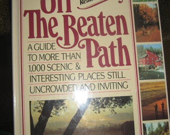 Off the Beaten Path hardcover