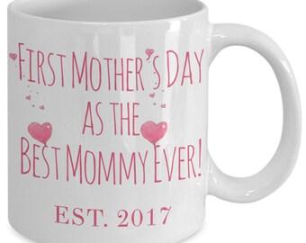 Jour café-thé de fête des mères premier mug 2017-2018
