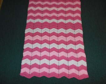 Shades of Pink Ripple