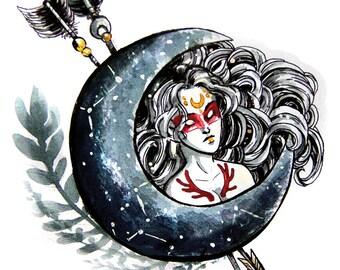 Print Artemis