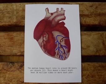 Heart Beats- Science and Art