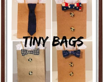Tiny Gift Bags