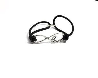Infinity Love Sympathy Memorial Bracelet