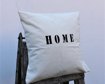 Pillow cover Home 16''x16'', Throw Pillow, Toss Pillow, Cushions, Boho style, Cotton pillow, gift idea for Easter