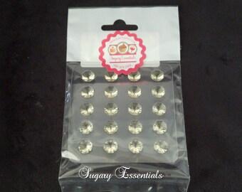 Edible Diamonds (Clear10mm