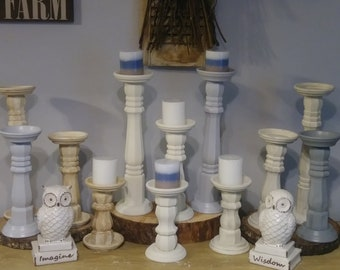 Candle Holders (Set of 3)