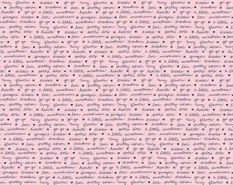 A Little Sweetness by Tasha Noel Text Pink (C6514-Pink)
