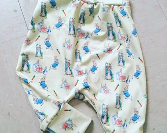 Peter rabbit baby pants