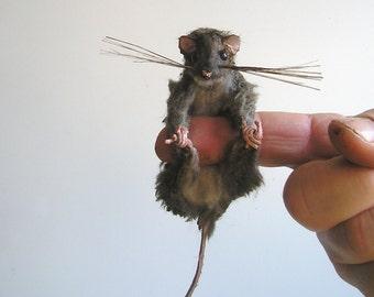 Posable Soft Finger Mice