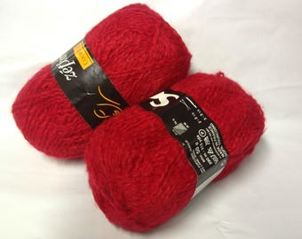 10 balls of ultrasoft scraped / made in France