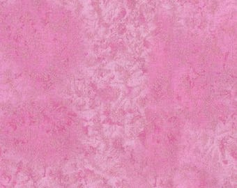 Fat Quarter Fairy Frost Pink Cotton Quilting Sewing Fabric