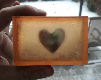 "Heart Soap, Glycerin Soap, Men Soap, Soap for couples, Valentine's day soap, Scented, Unscented, Antique,""You are my Universe"""